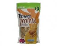 Nestle Fitness Δημητριακά Protein Μέλι & Βρώμη 300 gr