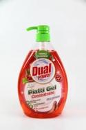 Dual Power  Aloe & Pomegrano Υγρό Πιάτων  1000 ml