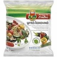 Μπάρμπα Στάθης Ψητά Λαχανικά 500 gr