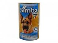 Simba Σκυλοτροφή Κοτόπουλο Γαλοπούλα 1.23 kg