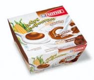 Γιώτης Άνθος Αραβοσίτου Κρέμα  &Σοκολάτα 4 X 100 gr