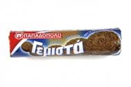Παπαδοπούλου Γεμιστά Μπισκότα Σοκολάτα 200 gr