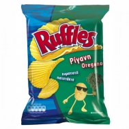 Ruffles Πατατάκια Ρίγανη 130 gr