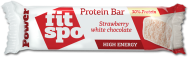Fit Spo Maxx Μπάρες Πρωτεΐνης με Γεύση Φράουλα και Άσπρη Σοκολάτα 75 gr