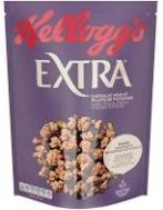 Kellogg's Δημητριακά Extra με Μαύρη Σοκολάτα & Φυστίκι 450gr