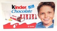 Ferrero Kinder Bars 100 gr