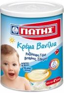 Γιώτης Παιδική Κρέμα Βανιλια (-0.80€) 300 gr