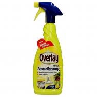 Overlay Λιποκαθαριστής Λεμόνι 650 ml