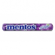 Mentos  Roll Grape  37.5  gr