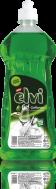 Elvi Υγρό Πιάτων Μήλο 500 ml