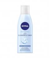 Nivea Cleansing Milk& Tonic 2in 1 κανονικές Επιδερμίδες 200 ml