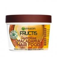 Fructis Μάσκα Μαλλίων Hair Food Macademia 390  ml