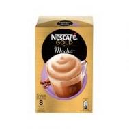 Nescafe Cappuccino Στιγμιαίο Ρόφημα με Βανίλια 8 Χ17 gr