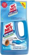 Wc Net  Καθαριστικό για Σωλήνες & Σιφώνια 1000  gr