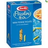 Barilla Piccolini Penne Rigate 500 gr