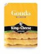 Ανανιάδης King oF Cheese Gouda  σε Φέτες 250 gr