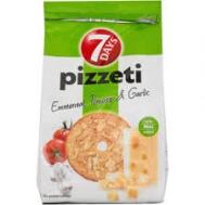 Pizzeti Παξιμάδια Tυρι Τομάτα & Σκόρδο 80 gr