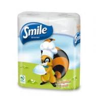 Smile Χαρτί Κουζίνας 2 Τεμάχια