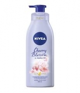 Nivea Body Oil In Lotion Cherry Blossom & Jojoba 250 ml