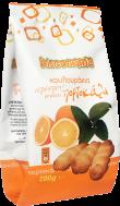 Biscomania  Biscomania  Κουλουράκια Πορτοκάλι 200 gr