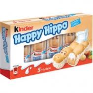 Ferrero Kinder Happy Hippo με Γάλα 103.5 gr