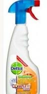 Dettol Καθαριστικό Power & Pure για Κουζίνα 440 ml