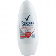 Rexona Roll on Prtotection Active + Original  50 ml