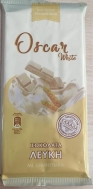 Oscar Λευκή Σοκολάτα 85 gr
