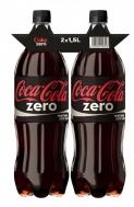 Coca Cola Zero 2x1.5 lt