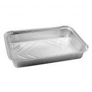 Ταψάκια Μιας Χρήσης Αλουμινένια Cook Pack 23.8x10.1x5 cm 6 σκεύη