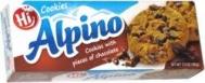 Alpino Cookies με Επικάλυψη  Κομματιών Σοκολάτας 150 gr