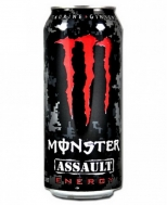 Monster Energy Assault 500 ml