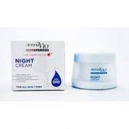 Derma V 10 Αντιρυτιδική Κρέμα Νυκτός all Skins 50 ml