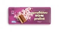 ΙΟΝ Σοκολάτα  Αμυγδάλου Πραλίνα 100 gr
