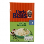 Uncle Ben's Ριζότο 500 gr