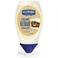 Hellmann's Σάλτσα για Κεμπάμπ 250 ml