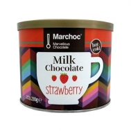 Marchoc Ρόφημα Σοκολάτας Μαύρη Σοκολάτα & Ρούμι 230 gr