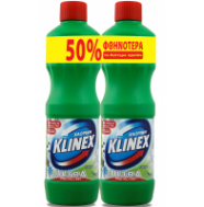 Klinex Χλωρίνη Fresh 2x750 lt