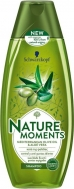 Schwartzkopf  Nature Moments Olive Oil Σαμπουάν 400 ml