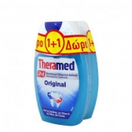 Theramed Οδοντόκρεμα & Στοματικό Διάλυμα  Original 2x75 ml 1+1 Δώρο