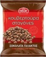 Oscar Σταγόνες  Σοκολάτας Γάλακτος 100 gr