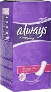 Always Everyday Σερβιετάκι Long Plus   44 τεμάχια