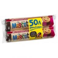 Παπαδοπούλου  Μπισκότα Mascot 2x200 gr