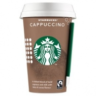 Starbucks Cappucino 220 ml