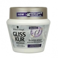 Gliss  Winter Repair  Μάσκα Μαλλιών 200 ml + 50 % Δώρο