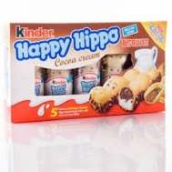Ferrero Kinder Happy Hippo Κακάο 103.5 gr