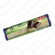 Oscar Κουβερτούρα Stevia 125 gr