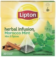 Lipton Mint & Spice Marocco Πυραμίδα 20 X0.02 gr