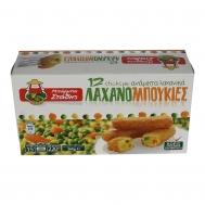 Μπάρμπα Στάθης Λαχανομπουκιές 12 Sticks Με Ανάμικτα Λαχανικά 360 gr