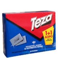 Teza  Πλακίδια για κουνούπια 7 τεμάχια   1+1 Δώρο
